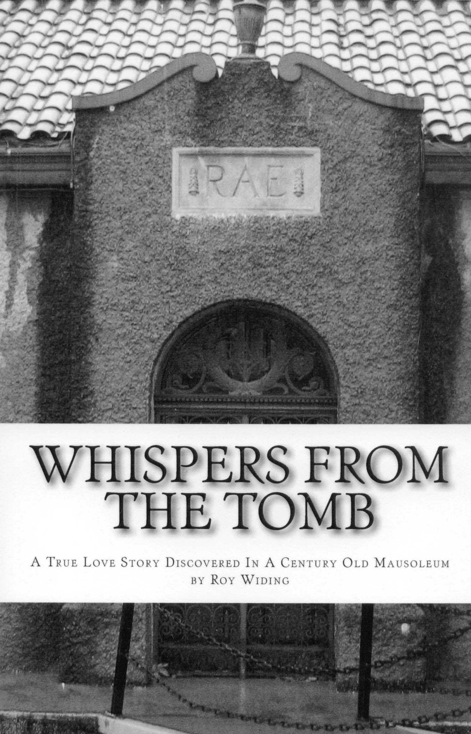 Oregon, History, Portland, Whispers From The Tomb, Non-Fiction, Biography, Romance